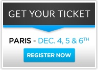 Register to LeWeb Paris 2012